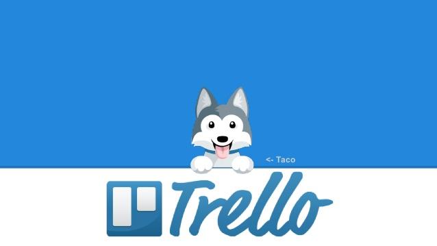Online Tools : Trello